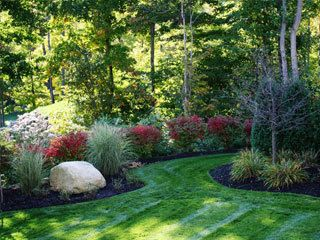 Project071308 lm wander sons landscaping inc erie pa for Landscaping rocks erie pa
