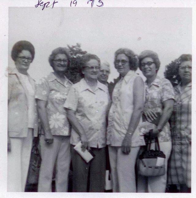 Saint John Francis Regis Rosary Group, 1975