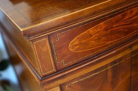 Antique restoration - Queen's Island, Belfast - The Antique Workshop - Furniture