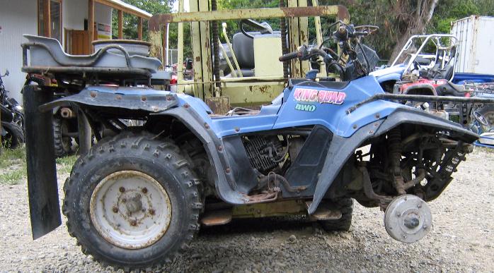 1995 Suzuki LTF300F Kingquad