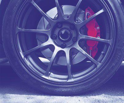 alloy wheel polishing