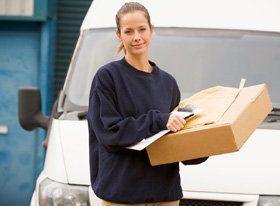 Delivery - Wandsworth - Riverside Despatch Ltd - Parcel
