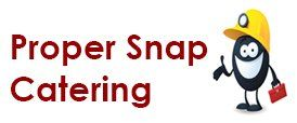 Proper Snap Catering logo