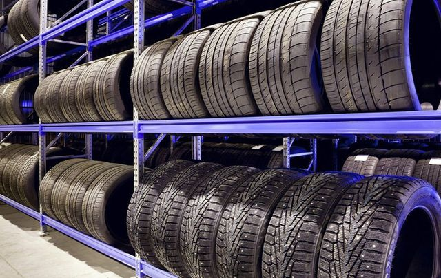 High-quality tyres