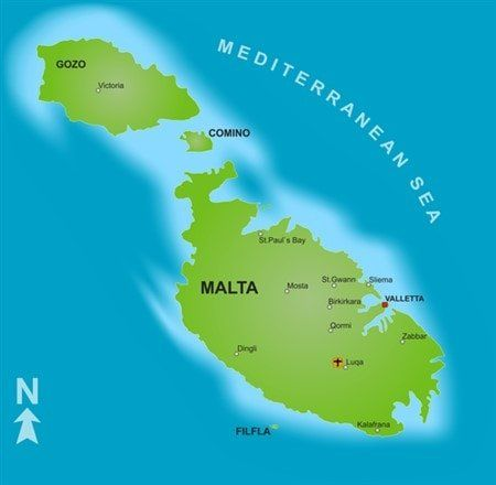 Island-of-Malta-Origin-of-Maltese-Dog