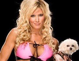 Maltese-Dog-Owned-By-Torrie-Wilson