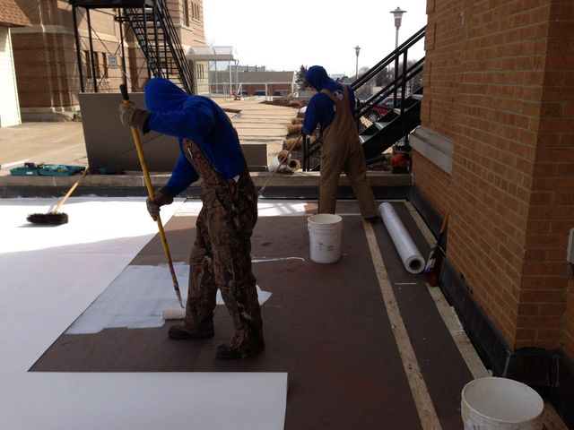 Commercial Roofing Contractors Serving Lincoln, NE