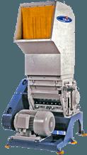 macchina per il recupero dei materiali plastici