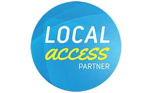 Local Access Partner Icon