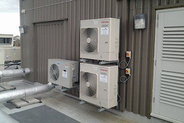 Air Conditioning for installations