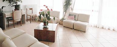 I servizi della casa di riposo