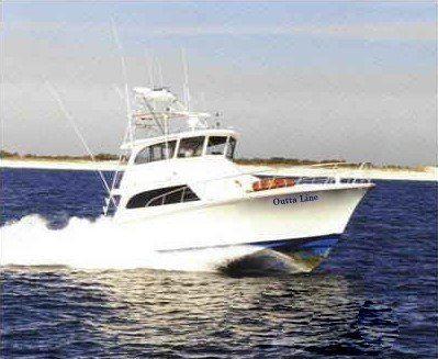 Fishing Destin FL Charter Boat Outta Line