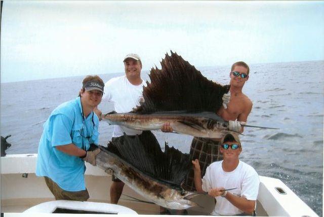Home for Destin shark fishing