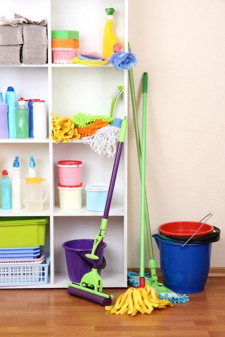 Accessori per pulizie domestiche