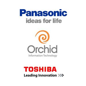 Panasonic Orchid Toshiba in Glocestershire
