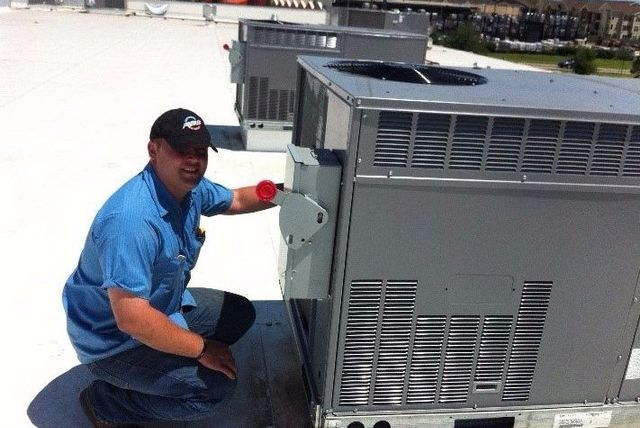 Commercial AC & Heating Service Houston, TX