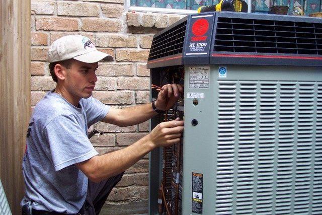 Residential Air Conditioning & Heating Repair Katy, TX