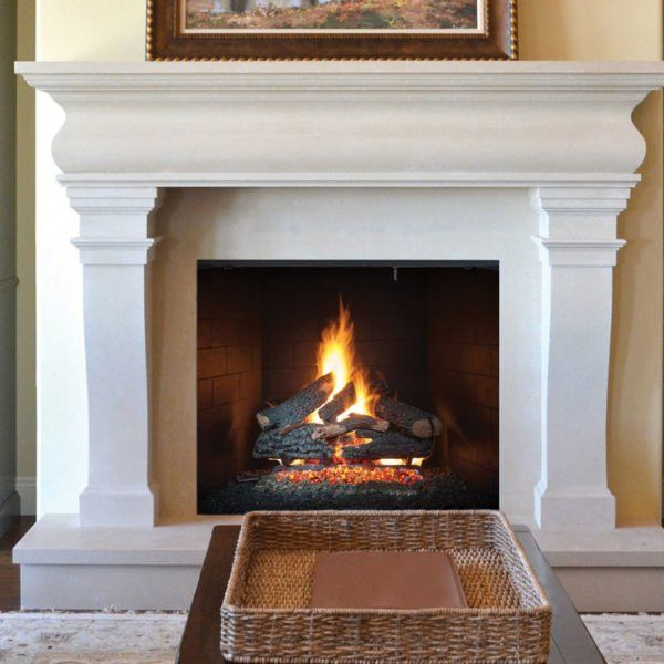 FL - Gas Fireplaces - B Vent