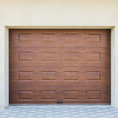 georgian timber garage door