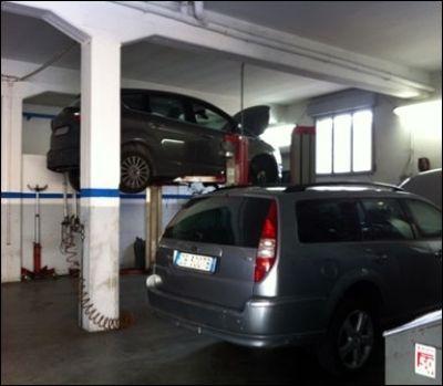 cambio batterie auto