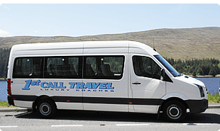 Book a minibus for your airport transfer. Call 01685 37 1012