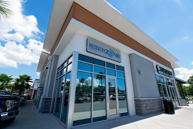 Cryotherapy   Jacksonville, FL   Recovery Zone Cryogenic Therapy