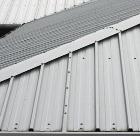 Steel Cladding Roof in Nottingham, UK | W R Leivers