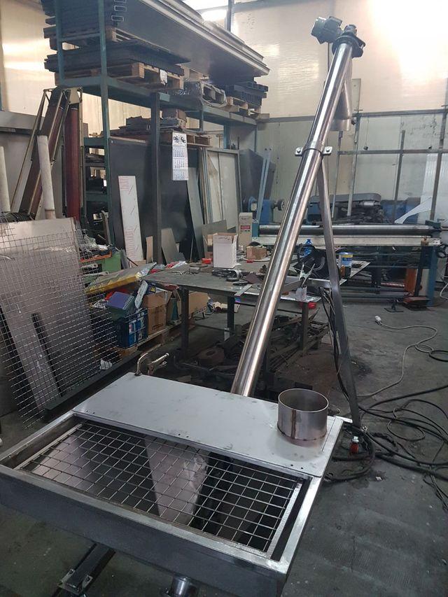 lavorazioni in ferro e acciaio