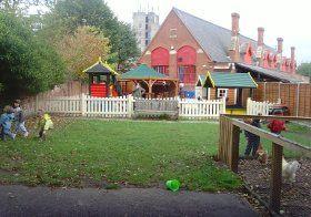 Preschool - Bedworth - Seesaw Nursery Ltd - Girl Playing