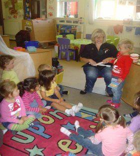 Nursery - Bedworth - Seesaw Nursery Ltd - Girl