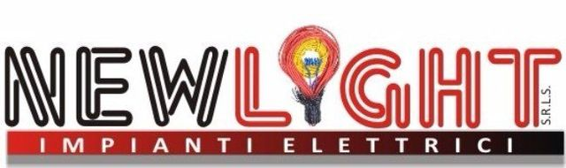 NEW LIGHT IMPIANTI ELETTRICI - LOGO