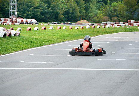 Go Kart Courses — East Hartford, CT — MGC Developers