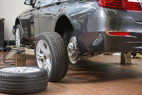 Sostituzione ruote e pneumatici a Moglia, MN
