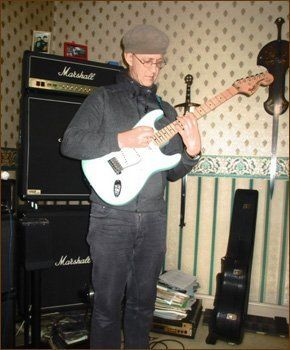 Guitar lessons - Huddersfield - Robert Jarvis Expert Tuition - guitar
