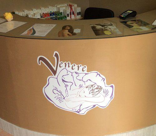 Reception del Centro di Estetica Olistica Venere