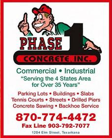 Phase 1 Concrete Inc