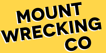 Mount Wrecking Company logo