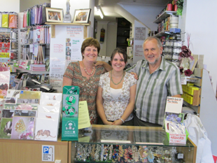 For a wide range of Christmas items in Harleston call The Card & Party Shop