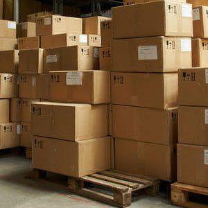 Hazardous goods packing