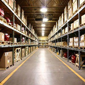 Pick, pack and fulfilment service