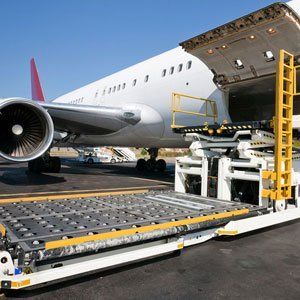 Competitive air freight costs