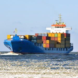 Sea freight contract service
