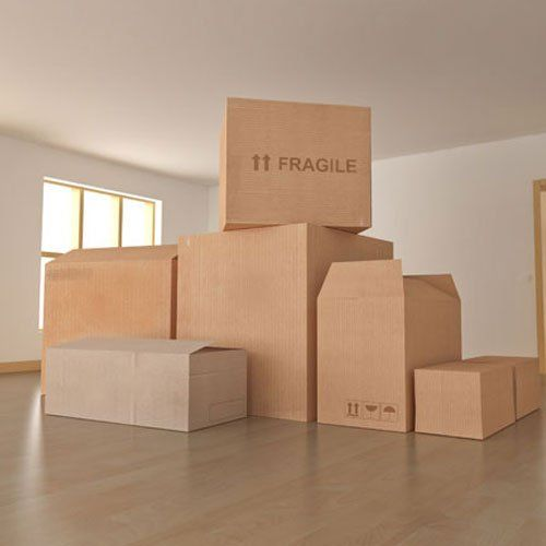 Antiques and fine arts packing