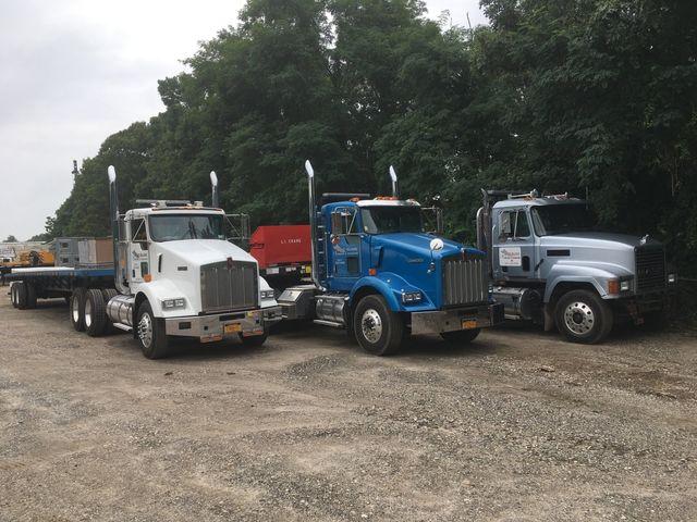 Mack Tractor - Long Island Crane & Rigging Inc. - Westhamton Beach NY