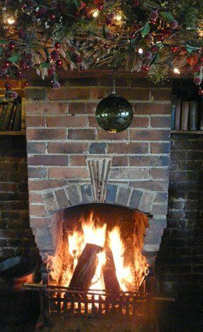 Christmas at The Bull at Benenden