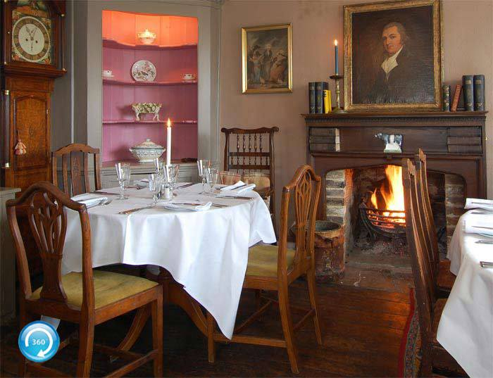 The Bull at Benenden - Dining Room