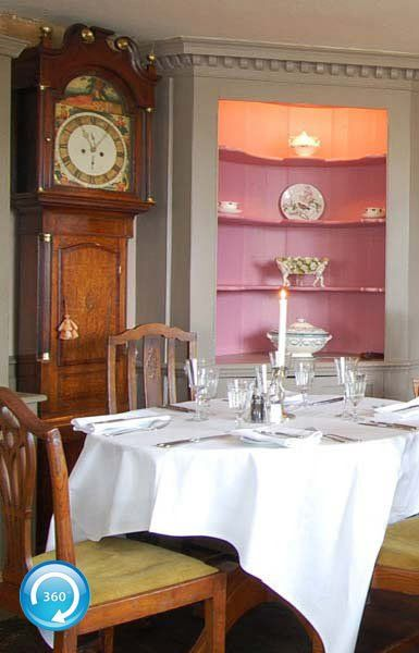 The Bull at Benenden - The Dining Room
