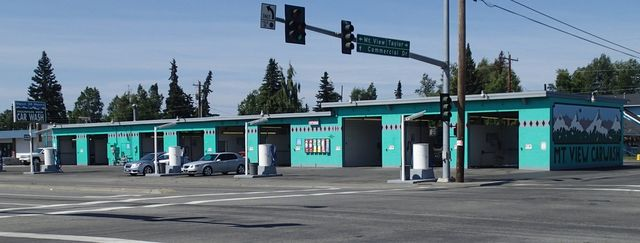 Mountain View Car Wash Inc - Home