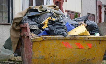 Local skips hire services