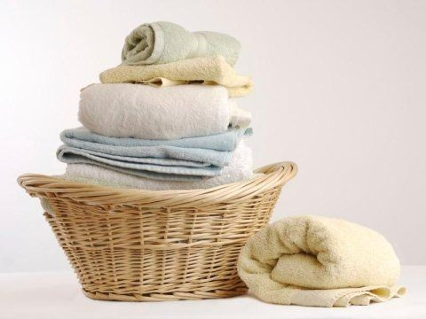 lavanderia panni